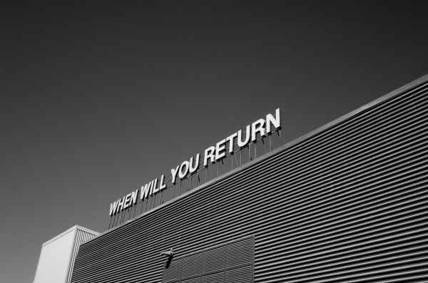 when will you return signage